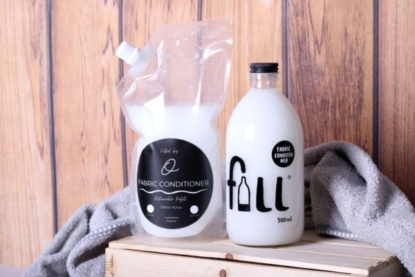 fabric conditioner and refill